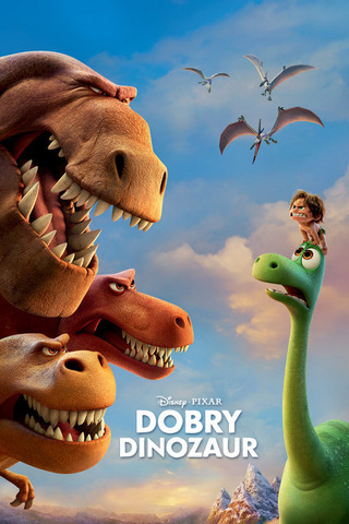 Dobry Dinozaur @Disney