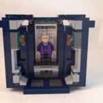 Dwunasty Doktor w budce