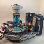 Wnętrze TARDIS