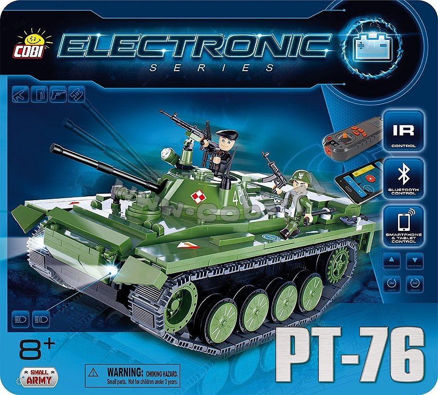 Czołg PT-76 do Cobi