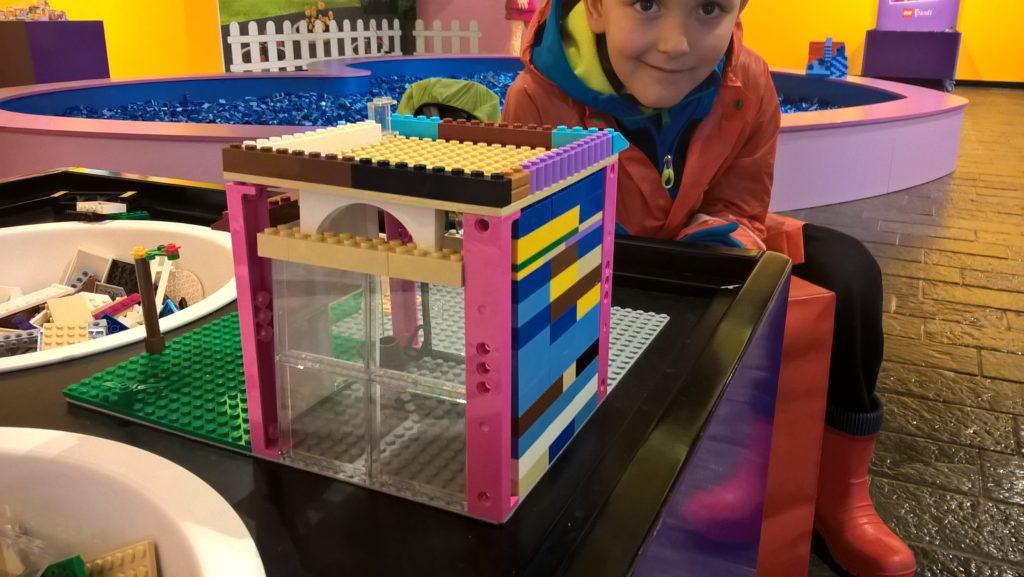 Własne budowle z LEGO są najlepsze