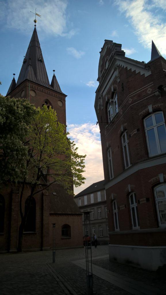 Kościół św. Mikołaja w Kolding